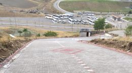 Ankara Parke Taşı